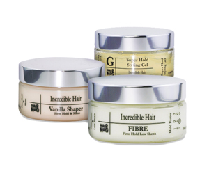 Hair NrG Incredible Styling Range